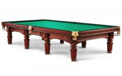 Бильярдный стол Ливерпуль 9ф пул сланец 25 мм ясень/сосна +