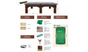 Бильярдный стол Домашний Люкс III