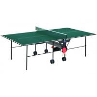 Теннисный стол для помещений Sunflex Hobbyplay зеленый