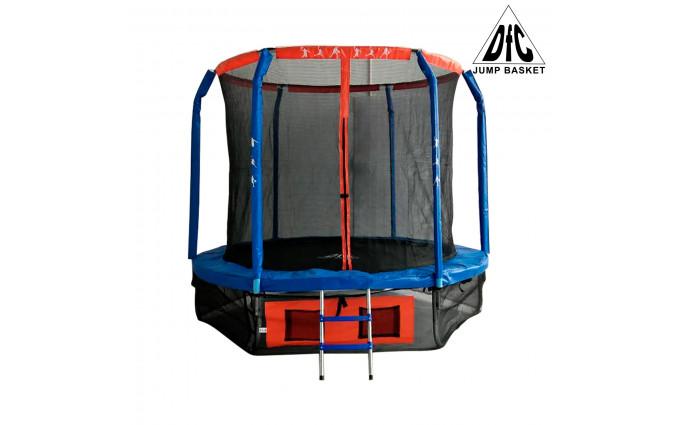 Батут DFC JUMP BASKET с сеткой 6FT-JBSK-B
