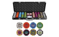 Набор для покера Cash на 500 фишек