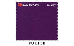 Сукно Hainsworth Smart Snooker 195см Purple