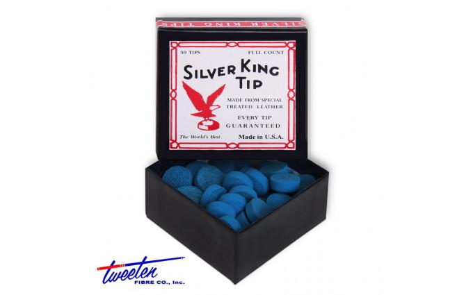 Наклейка для кия Silver King ø14мм 50шт.