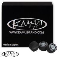 Наклейка для кия Kamui Black ø13мм Super Soft 1шт.
