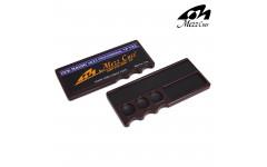 Инструмент для наклейки  Mezz Cue Magic Professional Tip Tool коричневый