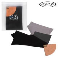 Салфетка для чистки и полировки кия KAMUI Dr.Z Shaft Prescription in Black and Gray