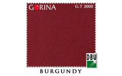 Сукно Gorina Granito Tournament 2000 197см Burgundy