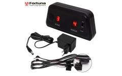 Система подсчета очков Fortuna 09159 со звуковым сигналом для аэрохоккея 6В / 220В