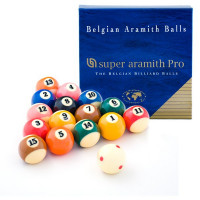 Шары Aramith Super Aramith Pro-Cup TV Pool  ø57,2мм