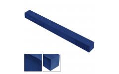 Заготовка для кия синяя 40x40x800mm