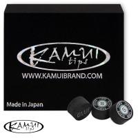 Наклейка для кия Kamui Black ø12мм Soft 1шт.