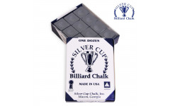 Мел Silver Cup Charcoal 12шт.