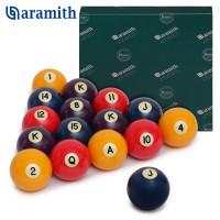 Шары Aramith Poker Pool ø57,2мм