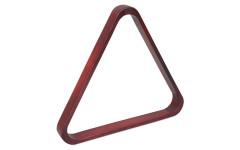 Треугольник Classic дуб махагон ø68мм