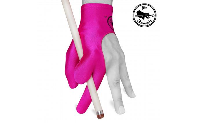 Перчатка Sir Joseph Classic розовая XL