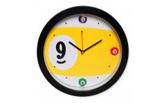 Часы Бильярд SN5026 ø29,5см