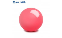 Шар Aramith Premier Snooker ø52,4мм розовый