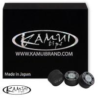 Наклейка для кия Kamui Black ø14мм Super Soft 1шт.