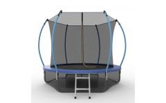 Батут EVO JUMP Internal 8ft (Blue) + Lower net