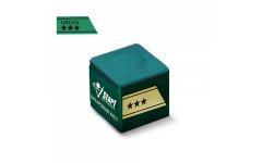Мел Startbilliards 3 звезды зеленый (1шт)