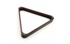 Треугольник 60 мм (махагон)